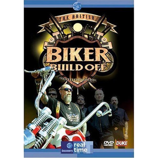 British Biker Build Off 2006 [DVD]
